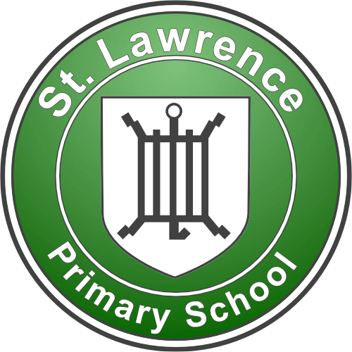 St Lawrence Primary School Logo