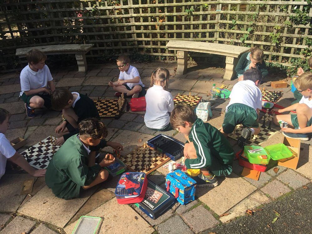 St Lawrence Primary School - Clubs